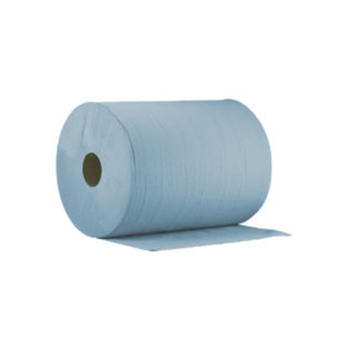 60-120 CLEANING PAPER BLUE -2-PLY-