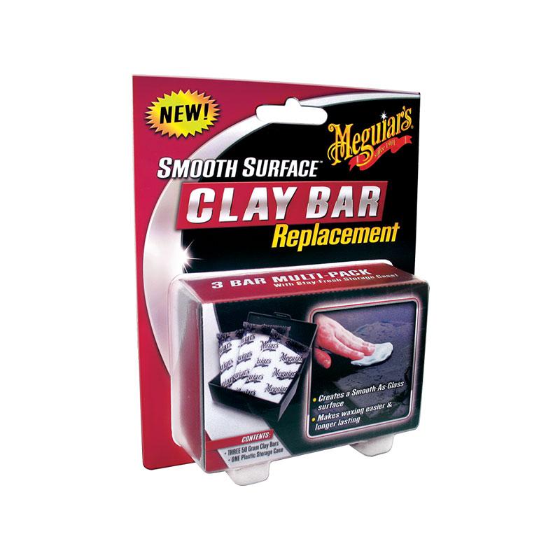 Clay Bar Yüzey Temizleme Kili