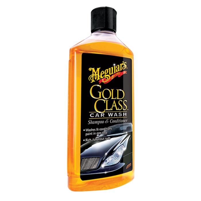 Gold Class Yıkama Şampuan ve Koruyucu