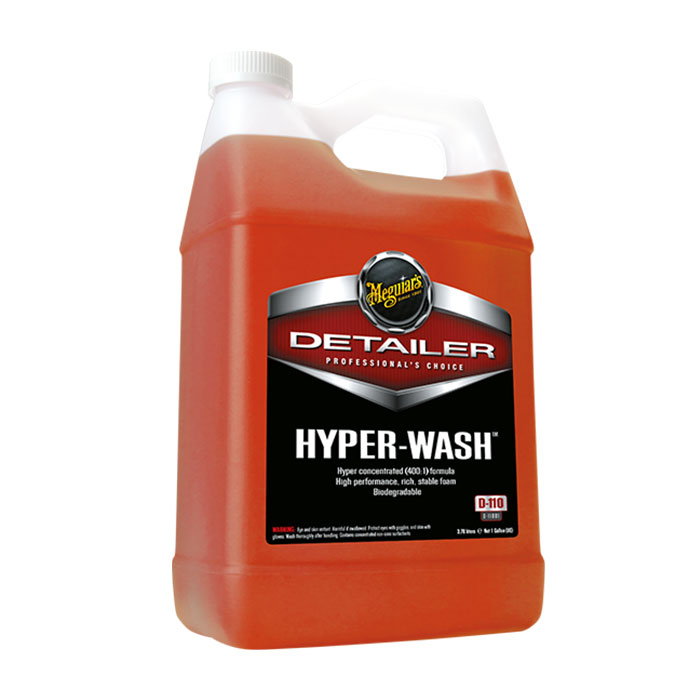 Hyper Wash Oto Yıkama Deterjanı